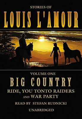 [CD] Big Country By L'Amour, Louis/ Rudnicki, Stefan (NRT)